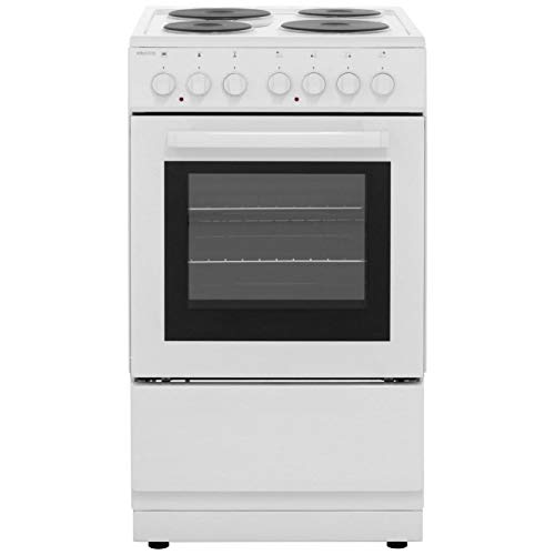 Electra Se50W Freestanding Electric B Rated Cooker -White