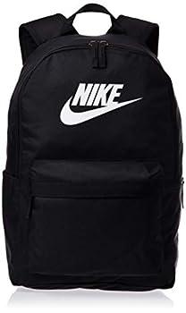 NIKE Heritage Backpack 2.0 Black/Black/White Misc