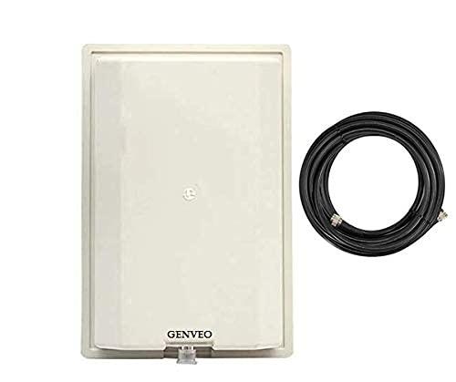 Genveo Antenna GSM FWP/GSM Landline Telephone Outdoor Mini Antenna ! The Best GSM FWP External Antenna ! Suitable Models Beetel Huawei Ichiban GNine & etc