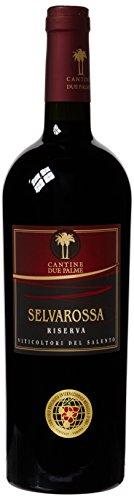 Selvarossa Cantine Due Palme Cl 75 Salice Salentino Riserva