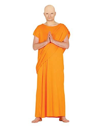 Horror-Shop Buddha Mönch Kostüm