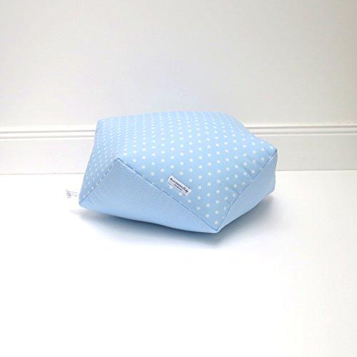 Blausberg Baby - Coussin de sol pour enfant chambre - bleu clair
