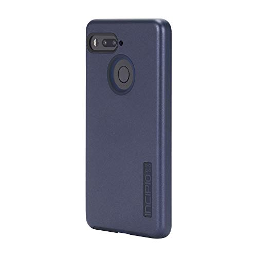 Essential Phone Case, Incipio Essential PH-1 Case DualPro Shockproof Hard Shell Hybrid Rugged Dual Layer Protective Outer Shell Shock and Impact Absorption Cover - Iridescent Midnight Blue