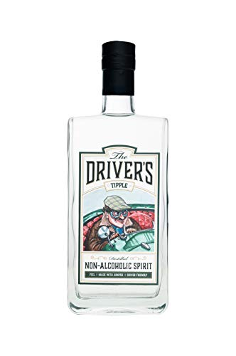 The Driver's Tipple Sin alcohol Spirit Classic 70cl 'Gentleman Label' nueva receta mejorada!