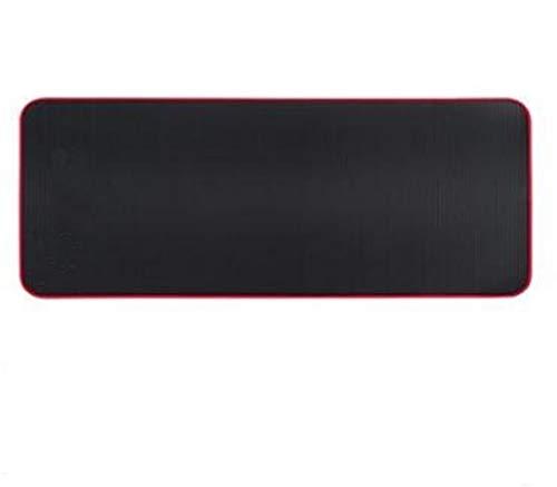XIAOQBH Esterilla Yoga 10mm Espesado Antideslizante Yoga Mats Resistente a la Rotura al Gimnasio, colchonetas Deportivas de Gimnasia de ratón de Pilates con Yoga Mat Bolsa y Correa Esterilla Deporte