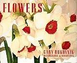 Flowers: Gary Bukovnik Watercolors and Monotypes by Judith Gordon Robert Flynn Johnson James J. White Gary Bukovnik(1990-05-01)
