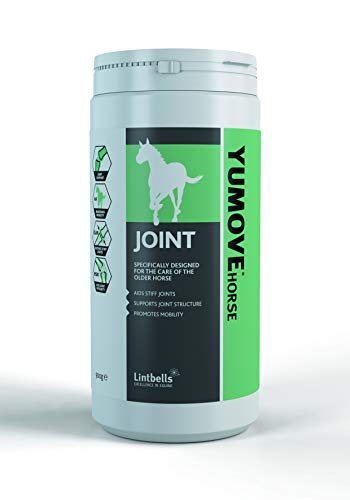 Lintbells | YuMOVE Horse | Joint Supplement for stiff Horses and Ponies, All Ages and Breeds | 900 g Tub