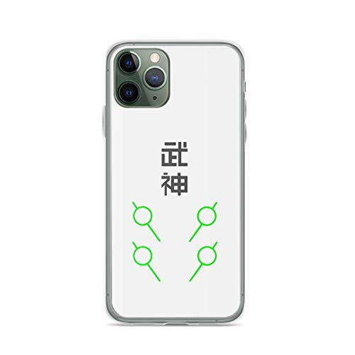 Phone Case Genji Compatible with iPhone 6 6s 7 8 X XS XR 11 Pro Max SE 2020 Samsung Galaxy Waterproof Bumper Charm