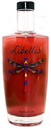 Libellis Premium Gin Ginebra con Fruta Micronizada - 700 ml