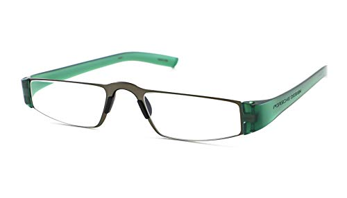 Leesbril Porsche Design Limited Edition P'8801v titanium groen +2.50