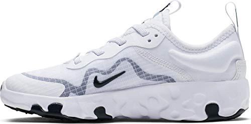 Nike CD6904-100, Sneaker, Blanco/Negro, 33.5 EU