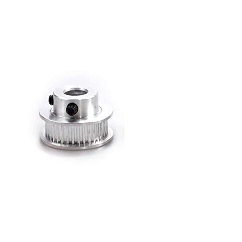 L-Yune,bolt 30 Zähne 2m 2GT Zeitsteuerung Riemenscheibe 5/8 mm for 2Mgt GT2 Synchrone Gürtel Breite 6mm Kleiner Spiel 30Teth 30t (Farbe : 5mm, Größe : 4pcs)