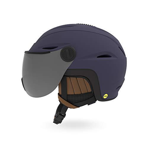 Giro Vue MIPS Snow Helmet - Matte Midnight - Size L (59-62.5cm)