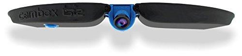 cambox isi2 - 1ère caméra embarquée dédiée aux Sports Equestres (Bleu)