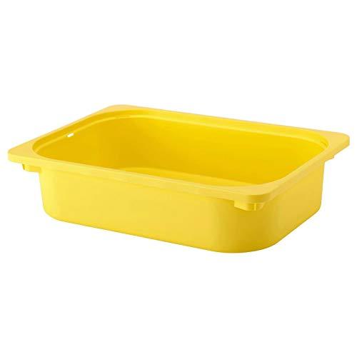 IKEA TROFAST Aufbewahrungsbox, Gelb