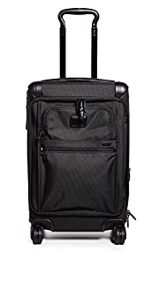 Tumi Alpha 2 Bagage cabine, 56 cm, 30 liters, Noir (Black) (B01N5DJ574) | Amazon price tracker / tracking, Amazon price history charts, Amazon price watches, Amazon price drop alerts