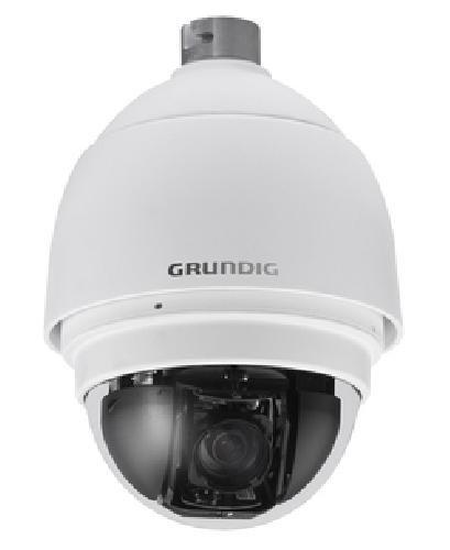 GCI-K2795P GRUNDIG, 2 MP full HD buitenmotorome- IP-camera 30x zoom ICR WDR van GRUNDIG