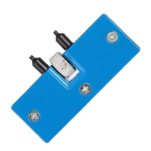Rimozione Guarda appoggiano l'utensile regolabile Vite Chiave per batteria Sostituzione orologio riparazione multifunzionale Strumento Picc