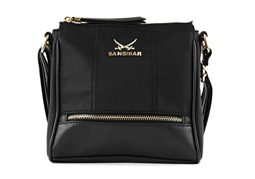 Sansibar Zip Bag Black