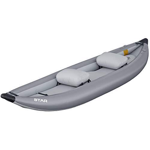 Star Outlaw II Inflatable Kayak-Gray
