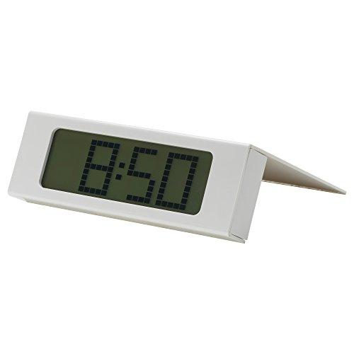 ★ヴィーキス / VIKIS / アラームクロック / ホワイト[イケア]IKEA(60154551)