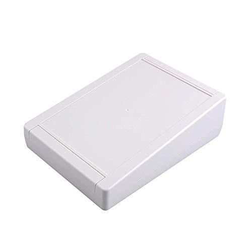 Kunststoffgehäuse Plastikgehäuse Basteln Projekt Anschlussdose ABS Gehäuse Elektronik Tischgehäuse Gehäuse Kunstoff Plastik Boxen Electronic Box Kiste Bahar Enclosure