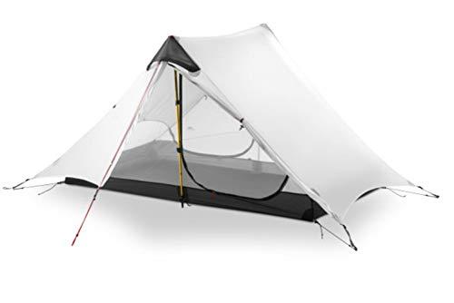 Tent Ultralight Camping 15D 3 Season Tent Invierno 4 Season Tent