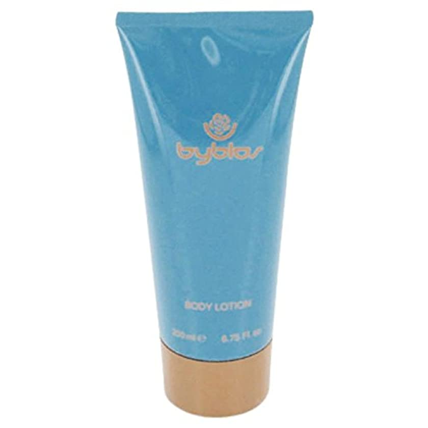BYBLOS by Byblos Perfumed Body Lotion 6.7 oz for Women