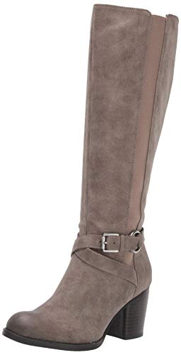 Price comparison product image SOUL Naturalizer Women's Timber Knee High Boot,  Taupe wc,  9 M US