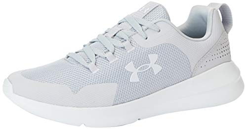 Under Armour Herren Essential Sportschuhe , Grau, 44 EU