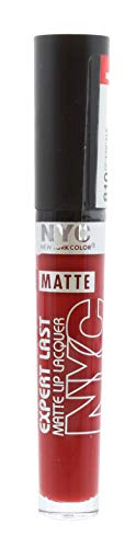NYC Show Time Expert Last Matte Lippenstift, 810 Riverdale Matte Red