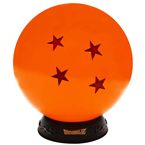 Dragon Ball Z - Lámpara coleccionista de bola de dragón