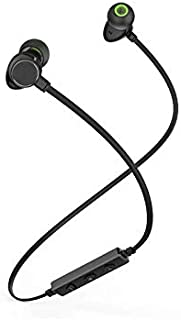 AWEI WT30 Wireless Sports Bluetooth Headset, Metal Magnetic, Stereo Sound Quality, no Noise, Light Neck-Mounted Waterproof...