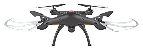 Cartronic Quadrocopter Q5SC Explorers 2, Drohne mit Kamera (720P) für Foto und Video, hohe Flugstabilität, Kompass-Funktion