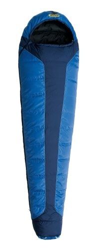 Salewa Schlafsack Diadem Micro 500 Quatro SB, Blue/DARKBLUE, Right