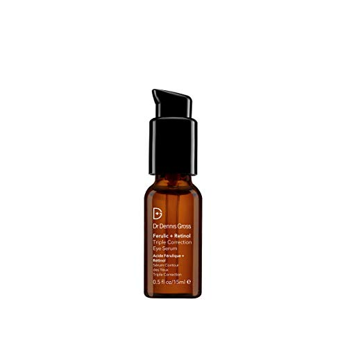 Dr. Dennis Gross Ferulic Plus Retinol Triple Correction Augenserum, 1er Pack (1 x 15 ml)