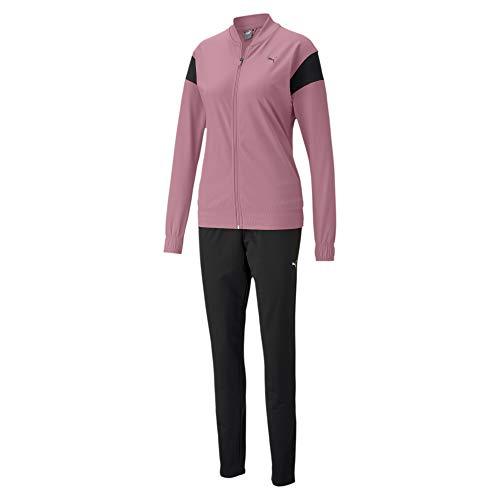 PUMA - Tuta sportiva da donna Classic Tricot Suit op, Foxglove, M