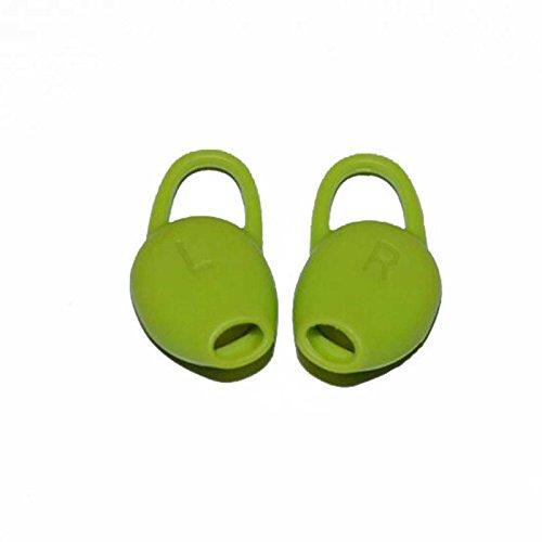 Rhinenet Rhinenet - Auriculares de repuesto compatibles con Plantronics BackBeat Fit Bluetooth Sport Auricular de repuesto (verde)