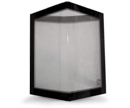 Sichtscheibe A für Austroflamm Slim 2.0 Kaminöfen - Glaskeramik - Passgenaues Kaminofen Ersatzteil