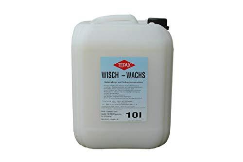 WISCH-WACHS Selbstglanzemulsion 10 Liter Kanister