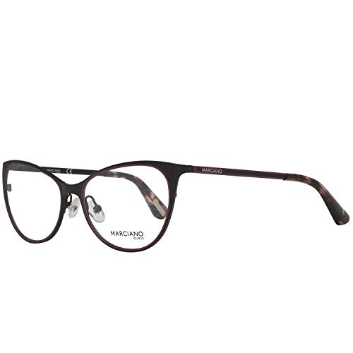 Guess GM0309 52002 Guess By Marciano Brille Gm0309 002 52 Cateye Brillengestelle 52, Schwarz