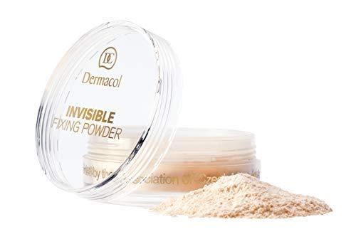Dermacol Invisible Polvo de Fijación, Tono: Light - 13 gr