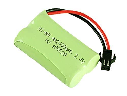 Grehod baterie Pack AA 2.4V 2400mAh / AA batería Recargable para RC...