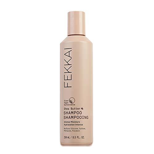 FEKKAI Shea Butter Shampoo, Intense Moisturizer (8.5 oz)