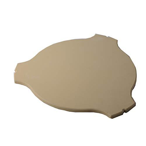 YNNI KAMADO TQADB3 - Deflector de calor para barbacoa, universal, extra grueso, 44 cm
