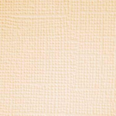 Cartulina texturizada 12 crema puff