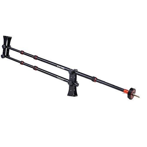 SUNRISE Mini Jib crane MJ906C DSLR Video Camera Crane Jib Arm + Bag Carbon Fiber