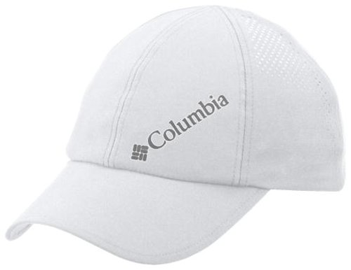 Columbia Silver Ridge Ball Cap II Casquette mixte adulte Blanc TU (o/s)