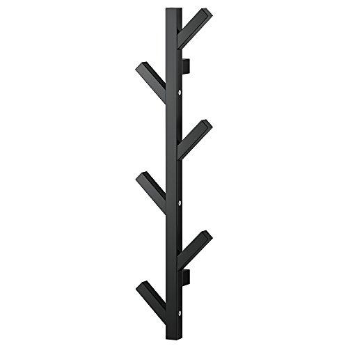 【IKEA/イケア】TJUSIG フック, ブラックの写真