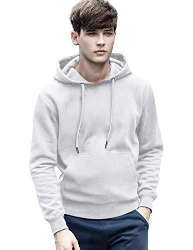 COOFANDY Men's Casual Hooded Pullover Designer Drawstring Hoodies Sweatshirt